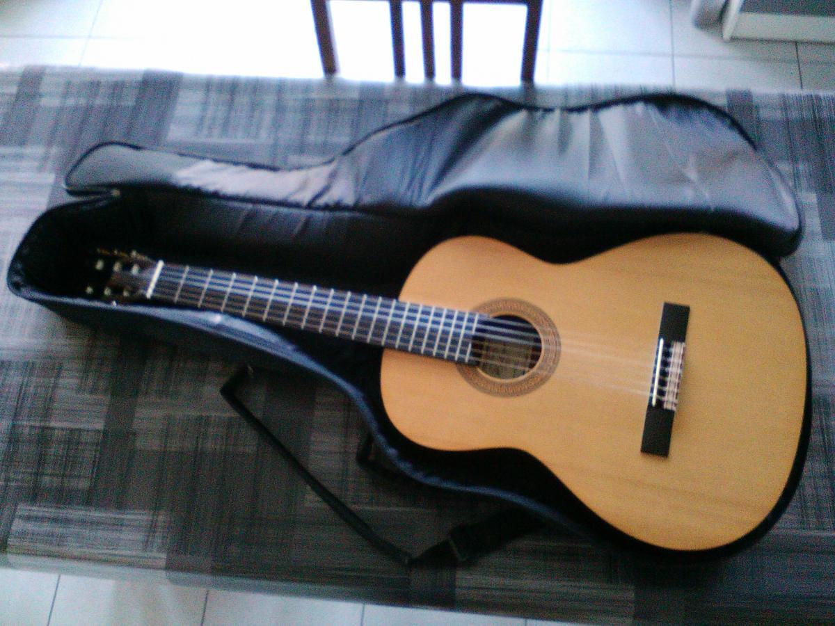 hohner hc-06 n guitare classique