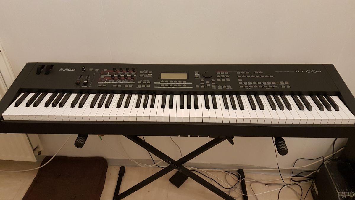 Yamaha MOX 8