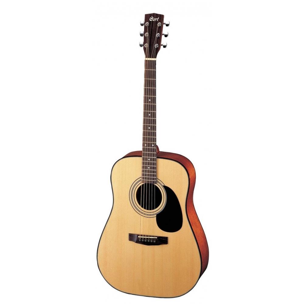 guitare acoustique cort ad 850 ns
