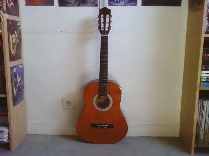 guitare xp handmade