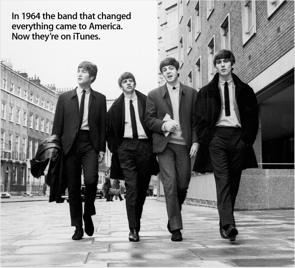Partition The Beatles - 720 partitions et tablatures